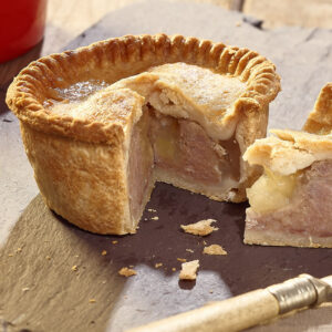 Pork & Apple Pie